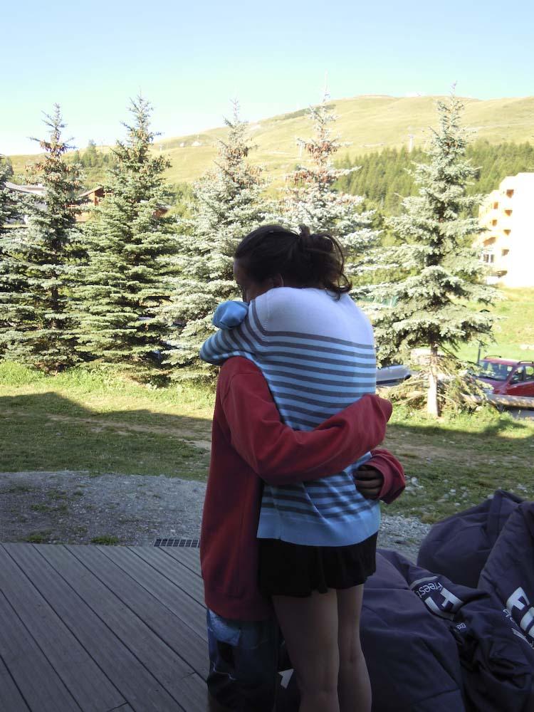 L'addio di Danino al Facciosnao Snowboard Camp Les 2 Alpes