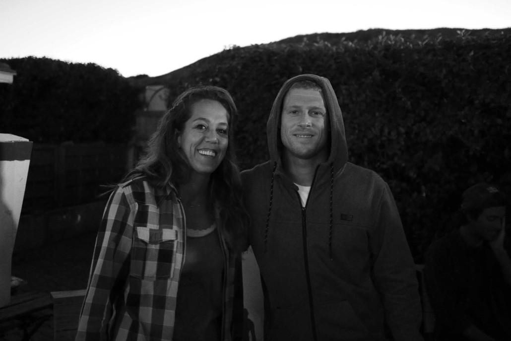 Erika e Mick