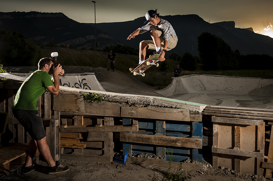 Alessandro Sorgente, FS tail to smith stop