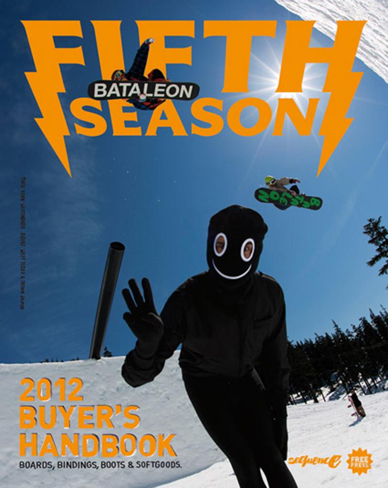 fifthy season 2012 Cataogo